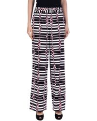 SUNO - Casual Pants - Lyst