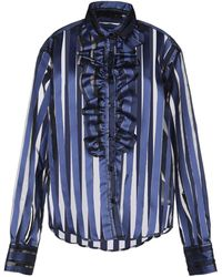 Christian Pellizzari Shirt - Blue