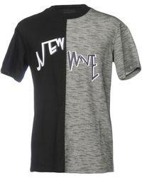 D by D T-shirts - Schwarz