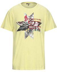 Isabel Marant Camiseta - Amarillo