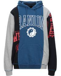 10.deep Sweatshirt - Blue