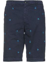 40weft Bermuda Shorts - Blue