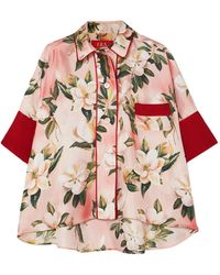 F.R.S For Restless Sleepers Camisa - Rosa