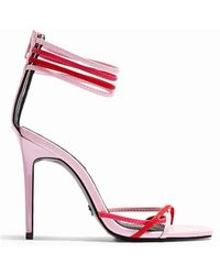 TOPSHOP Rich Tall Strappy Sandal