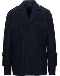 Prada Coat - Blue