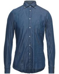 B.D. Baggies Denim Shirt - Blue