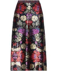 Manoush Midi Skirt - Black