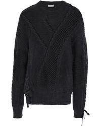 Cotton by Autumn Cashmere Jumper - Black