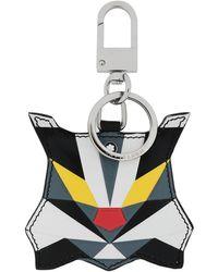 Montblanc Key Ring - Grey
