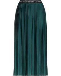 Liu Jo 3/4 Length Skirt - Green