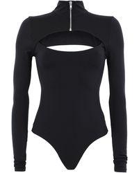 Ow Intimates Bodysuit - Black