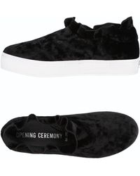 Opening Ceremony Low-tops & Trainers - Black