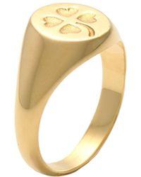 Nina Kastens Jewelry Ring - Metallic