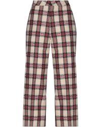 PT Torino 3/4-length Trousers - Multicolour