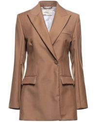 Ports 1961 Suit Jacket - Brown