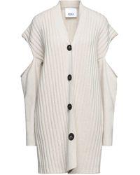 Erika Cavallini Semi Couture Cardigan - Blanc