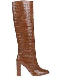 Sebastian Knee Boots - Brown