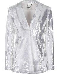 be Blumarine Suit Jacket - White