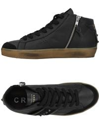 0213844886f PUMA X Ueg Hi-top Sneakers in Black for Men - Lyst