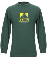 X-Large T-shirts - Grün