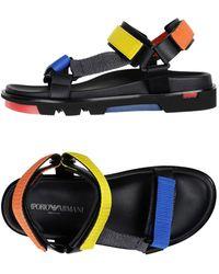 Emporio Armani - Sandale - Lyst