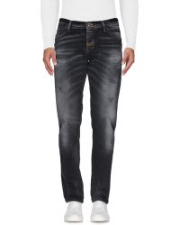 Meltin' Pot - Denim Trousers - Lyst