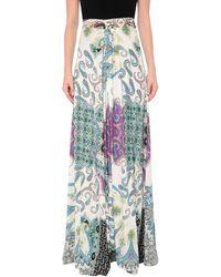 Etro Long Skirt - Multicolor