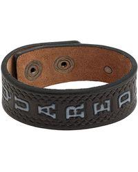 DSquared² Bracelet - Black