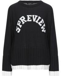 5preview Pullover - Nero
