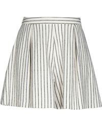 L'Autre Chose Shorts & Bermuda Shorts - White