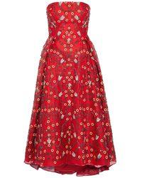Zac Posen Knee-length Dress - Red