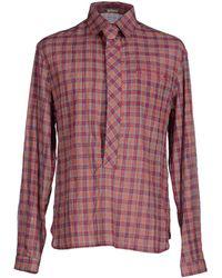 John Galliano Shirt - Purple