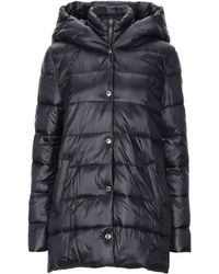 Les Copains Synthetic Down Jacket - Black