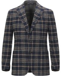 Bagnoli Sartoria Napoli Suit Jacket - Multicolour
