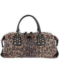Dolce & Gabbana Travel Duffel Bag - Multicolour