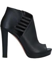 Albano Shoe Boots - Black