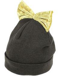 Federica Moretti Hat - Green
