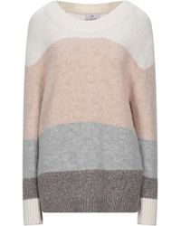 Allude Pullover - Bianco