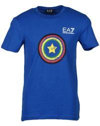 EA7   T-shirt   Lyst