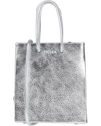 MEDEA Cross-body Bag - Metallic