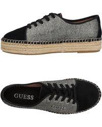 Guess Sneakers & Tennis basses - Noir