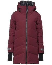 Canada Goose Down Jacket - Purple