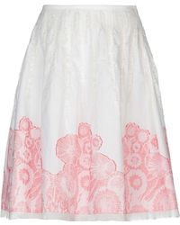 Roberta Scarpa - Knee Length Skirts - Lyst