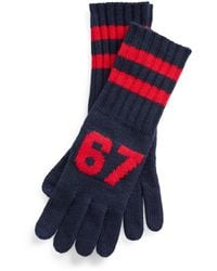 Polo Ralph Lauren Gloves - Blue
