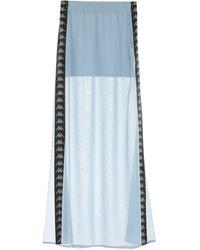 Kappa Falda larga - Azul