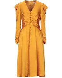 Jonathan Simkhai - 3/4 Length Dress - Lyst