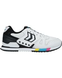 Hummel Low-tops & Sneakers - White