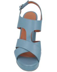 Audley Sandals - Blue