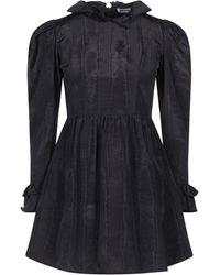 BATSHEVA Knee-length Dress - Black
