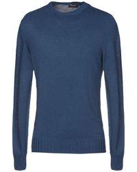 Drumohr Pullover - Azul